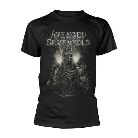 KING DB - Mens Tshirts (AVENGED SEVENFOLD)