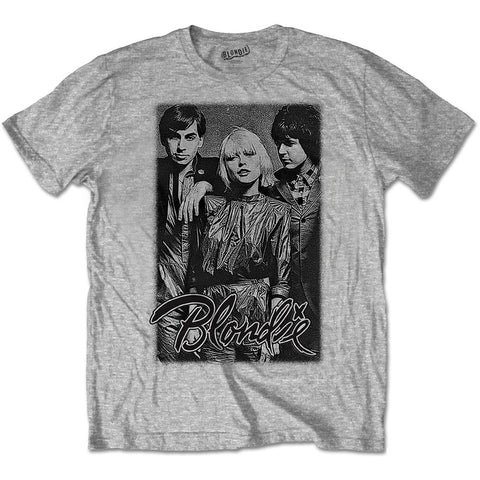 Blondie - Band Promo Mens T-shirt