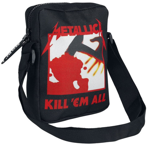 KILL EM ALL (CROSS BODY BAG) - Bags (METALLICA)