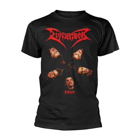 PIECES - Mens Tshirts (DISMEMBER)
