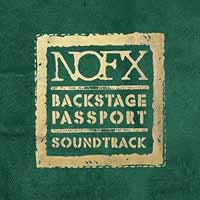 BACKSTAGE PASSPORT SOUNDTRACK - Vinyl LP (NOFX)