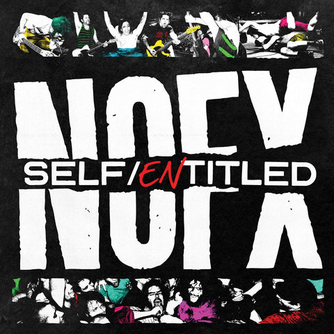 SELF ENTITLED - Vinyl LP (NOFX)