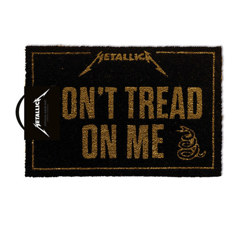 DON'T TREAD ON ME (DOORMAT) - General Stuff (METALLICA)