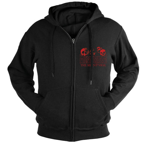 THE SILENT VIGIL - Mens Hoodies (MEMORIAM)