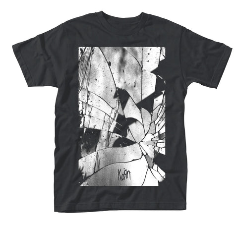 SHATTERED GLASS - Mens Tshirts (KORN)