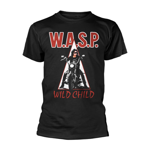 WILD CHILD - Mens Tshirts (W.A.S.P.)