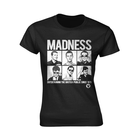 SINCE 1979 - Womens Tops (MADNESS)