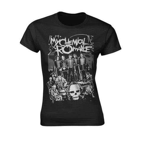 DEAD PARADE - Womens Tops (MY CHEMICAL ROMANCE)