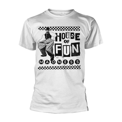 BAGGY HOUSE OF FUN - Mens Tshirts (MADNESS)