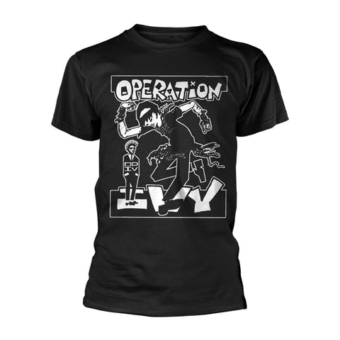 SKANKIN' - Mens Tshirts (OPERATION IVY)