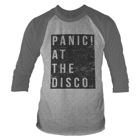 BLACK BOX - Mens Longsleeves (PANIC! AT THE DISCO)