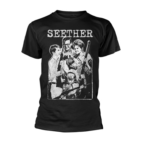 HAPPY FAMILY - Mens Tshirts (SEETHER)