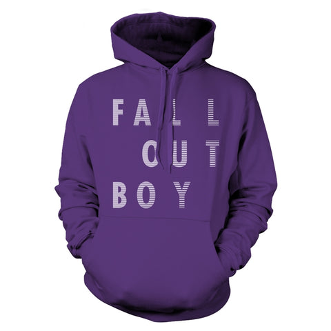 I WAS YOUNG... - Mens Hoodies (FALL OUT BOY)