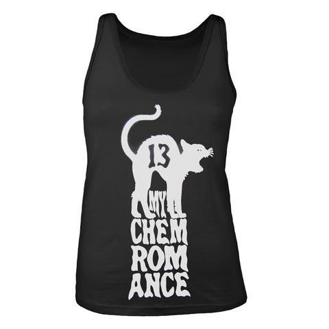 LUCKY 13 - Womens Tops (MY CHEMICAL ROMANCE)