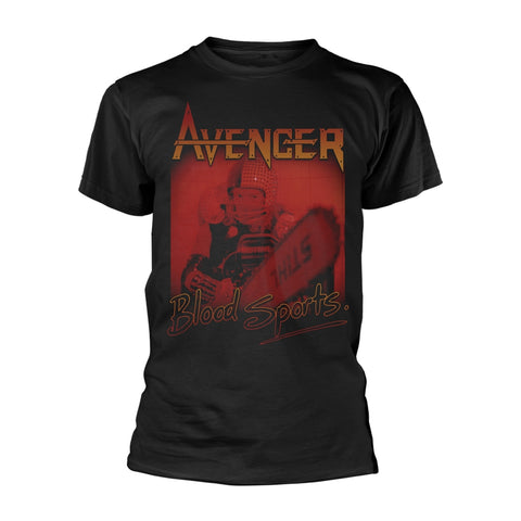 BLOOD SPORTS - Mens Tshirts (AVENGER)