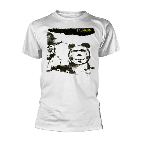 MASK (WHITE) - Mens Tshirts (BAUHAUS)