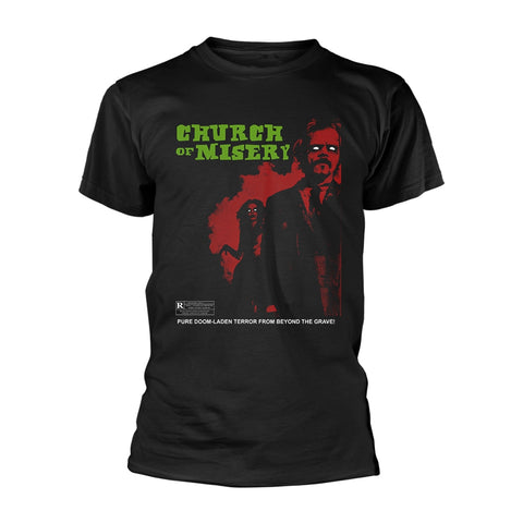RATED R - Mens Tshirts (CHURCH OF MISERY)