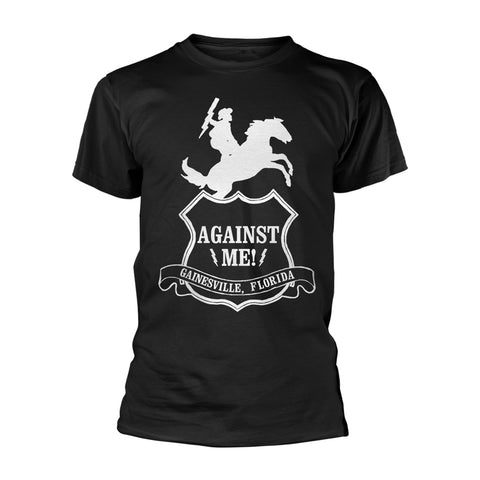 COWBOY - Mens Tshirts (AGAINST ME!)