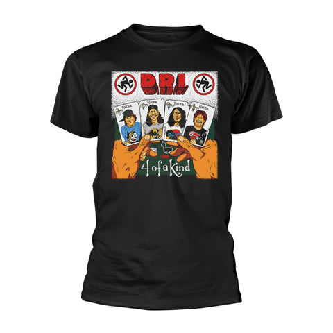 4 OF A KIND - Mens Tshirts (D.R.I.)