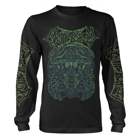 MORTICOLE - Mens Longsleeves (CRYPTOPSY)