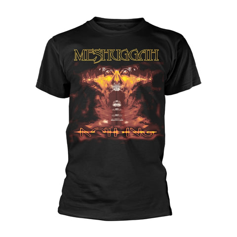 NOTHING - Mens Tshirts (MESHUGGAH)