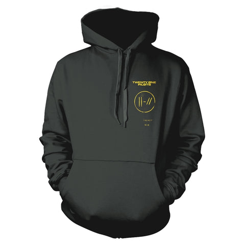 TITLE - Mens Hoodies (TWENTY ONE PILOTS)