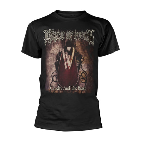 CRUELTY AND THE BEAST - Mens Tshirts (CRADLE OF FILTH)