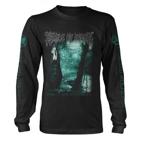 DUSK AND HER EMBRACE - Mens Longsleeves (CRADLE OF FILTH)