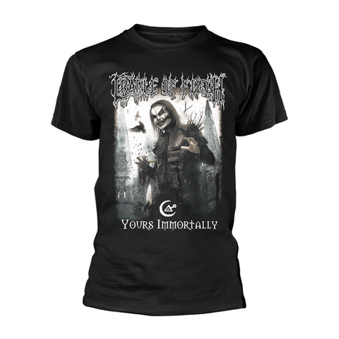 YOURS IMMORTALLY - Mens Tshirts (CRADLE OF FILTH)