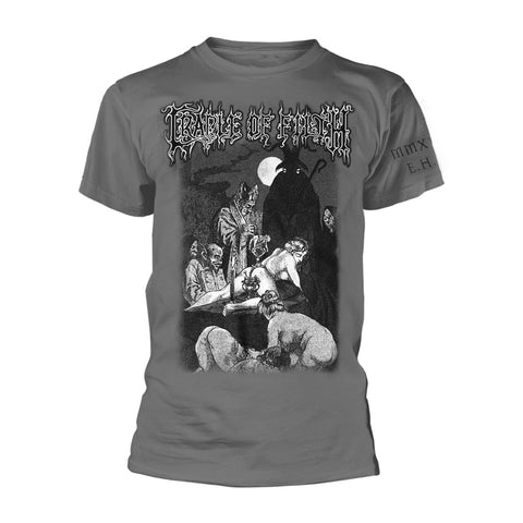 BLACK MASS - Mens Tshirts (CRADLE OF FILTH)