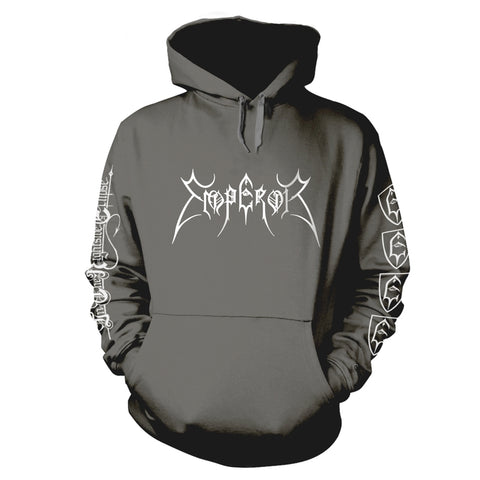 IN THE NIGHTSIDE ECLIPSE (BLACK AND WHITE) - Mens Hoodies (EMPEROR)
