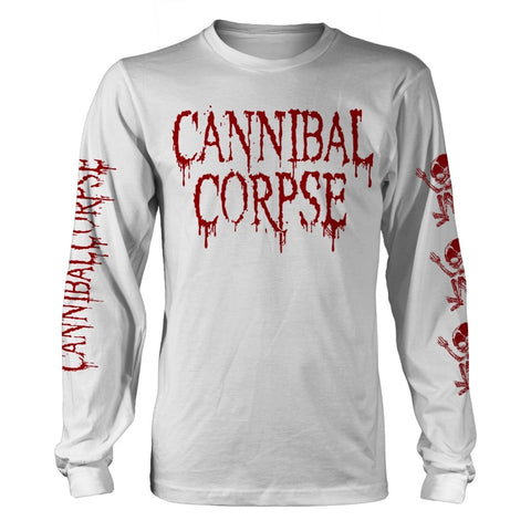 BUTCHERED AT BIRTH - Mens Longsleeves (CANNIBAL CORPSE)