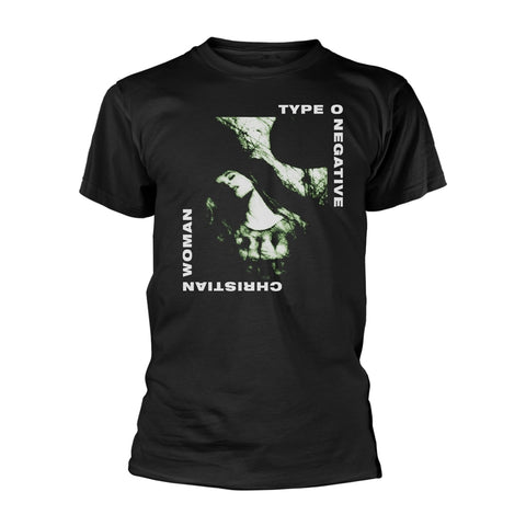 CHRISTIAN WOMAN - Mens Tshirts (TYPE O NEGATIVE)