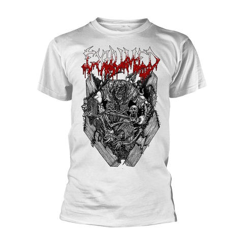 CASKET CRUSHER - Mens Tshirts (EXHUMED)