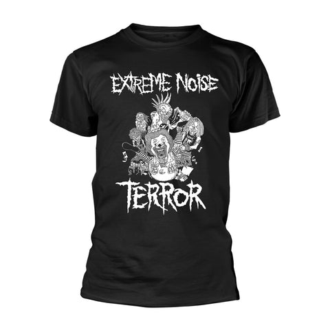 IN IT FOR LIFE - Mens Tshirts (EXTREME NOISE TERROR)