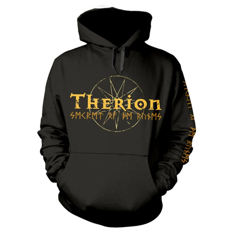 SECRET OF THE RUINS - Mens Hoodies (THERION)