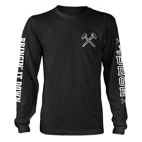 THE PRICE YOU PAY - Mens Longsleeves (JUDGE)
