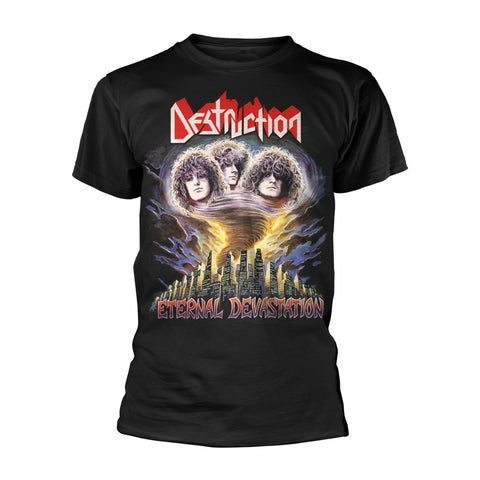 ETERNAL DEVASTATION - Mens Tshirts (DESTRUCTION)