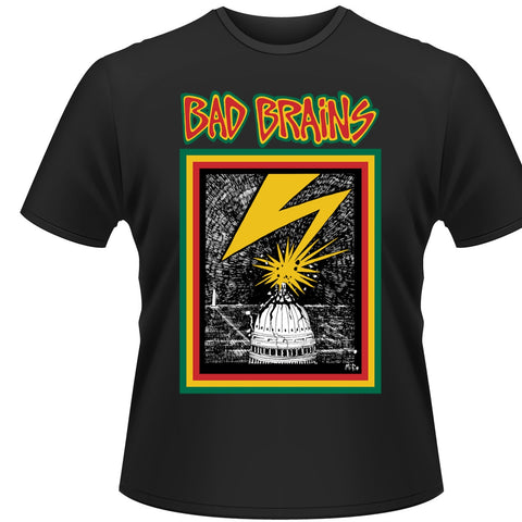 BAD BRAINS - Mens Tshirts (BAD BRAINS)
