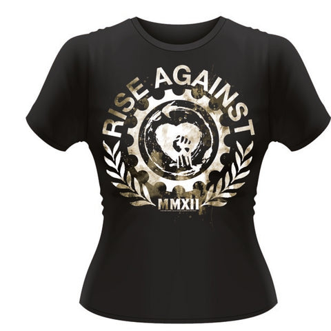 GEARFIST - Womens Tops (RISE AGAINST)
