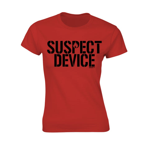 SUSPECT DEVICE - Womens Tops (STIFF LITTLE FINGERS)