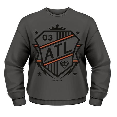 SHIELD - Mens Sweater (ALL TIME LOW)