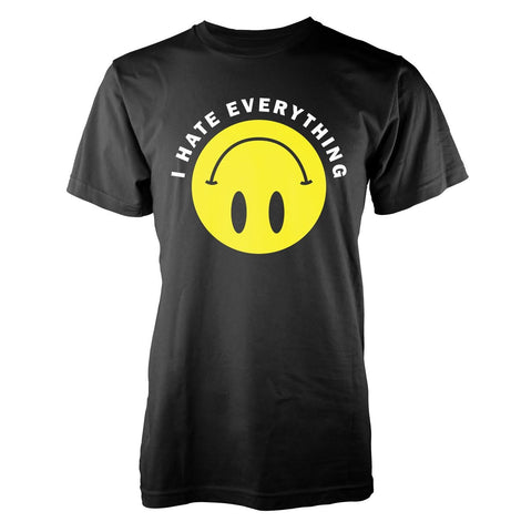 I HATE EVERYTHING - Mens Tshirts (MISS MAY I)