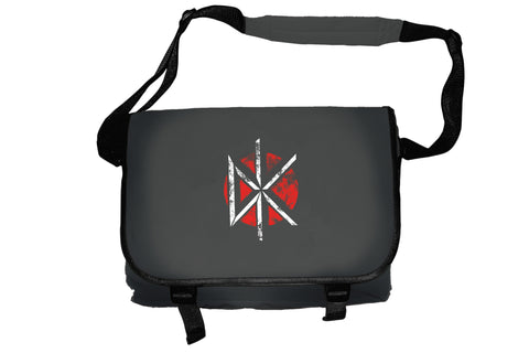 DISTRESSED LOGO (BLACK) - Bags (DEAD KENNEDYS)