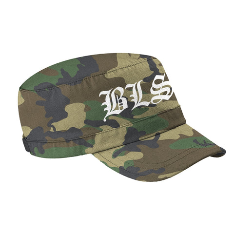 LOGO (CAMO) - Headwear (BLACK LABEL SOCIETY)