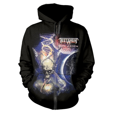 TITANS OF CREATION EUROPE 2020 TOUR - Mens Hoodies (TESTAMENT)