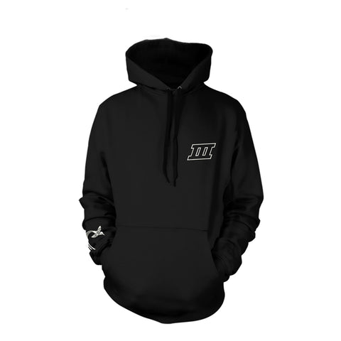 SWIRL III - Mens Hoodies (LED ZEPPELIN)