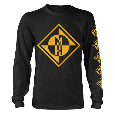 FUCKING DIAMOND - Mens Longsleeves (MACHINE HEAD)