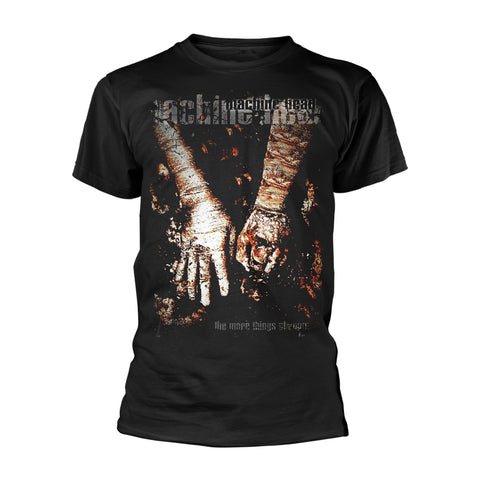 THE MORE THINGS CHANGE - Mens Tshirts (MACHINE HEAD)