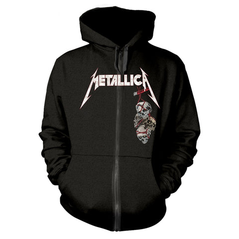 DEATH REAPER - Mens Hoodies (METALLICA)